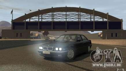 BMW 750i (e38) v2.0 pour GTA 4