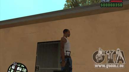 Ump 45 v 2.0 für GTA San Andreas