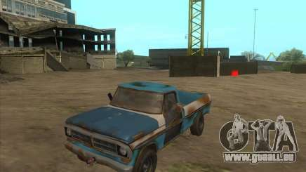 Ford F150 1978 old crate edition pour GTA San Andreas