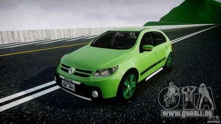 Volkswagen Gol Rallye 2012 v2.0 für GTA 4