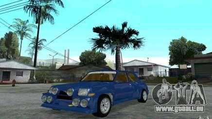 Renault 5 Maxi Turbo für GTA San Andreas