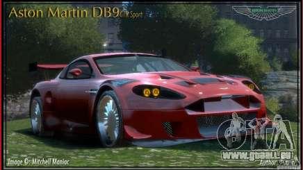 Aston Martin DB9 GTR SPORT [NFS Undercover] pour GTA 4