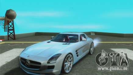 Mercedes-Benz SLS AMG 2010 v.1.0 für GTA San Andreas