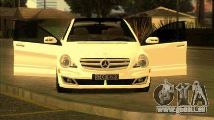 Mercedes Benz R350 für GTA San Andreas