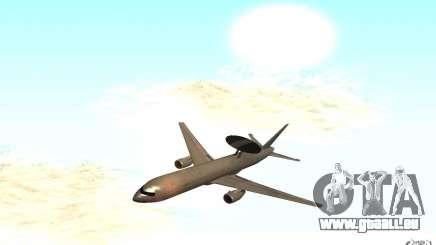 Boeing E-767 für GTA San Andreas