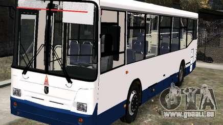 NefAZ-5299 10-15 für GTA 4