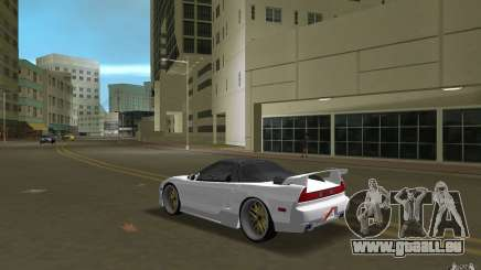 Honda NSX 1991 für GTA Vice City