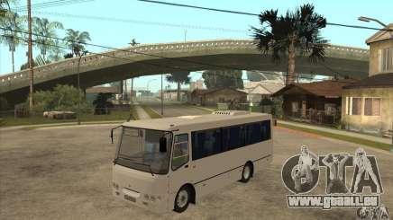 Bogdan A0921 touristique pour GTA San Andreas