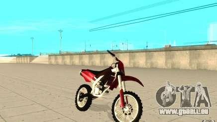 GTAIV Sanchez pour GTA San Andreas