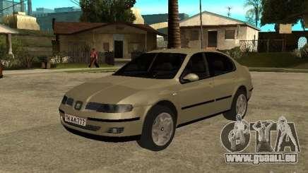 Seat Toledo 1.9 1999 pour GTA San Andreas
