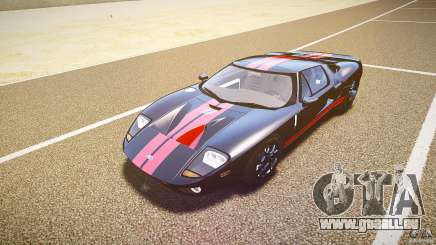 Ford GT1000 2006 Hennessey [EPM] STREET BURNING pour GTA 4