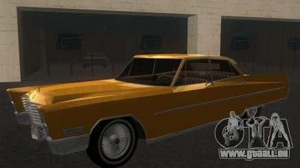 Cadillac Fleetwood Sixty Special 1967 pour GTA San Andreas