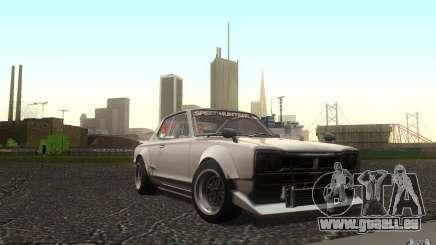 Nissan 2000GTR V2 für GTA San Andreas