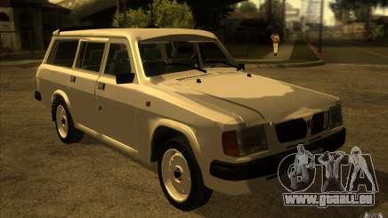 GAZ Volga 311021 pour GTA San Andreas