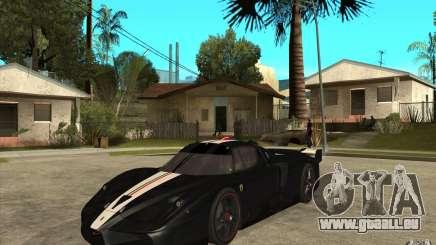 Ferrari FXX 2005 für GTA San Andreas