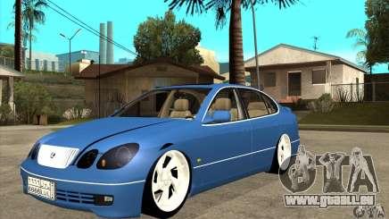 Lexus GS300 V 2003 pour GTA San Andreas
