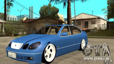 Lexus GS300 V 2003 für GTA San Andreas