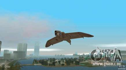 The Valley Gunship für GTA Vice City