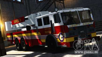 SS10 Tower Ladder v1.0 pour GTA 4