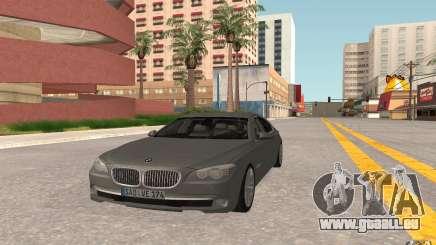 BMW 730d für GTA San Andreas