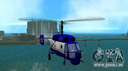 Ka-27 für GTA Vice City