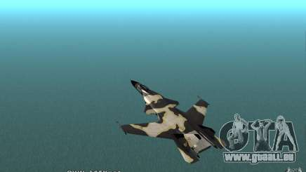 Aigle royal su-32 pour GTA San Andreas