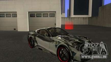 Ferrari 599 für GTA San Andreas