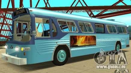 GMC Fishbowl City Bus 1976 pour GTA San Andreas
