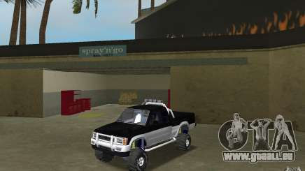 Toyota Hilux Surf für GTA Vice City