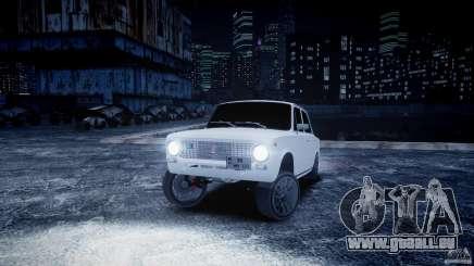 VAZ 2101 Avtosh Style pour GTA 4
