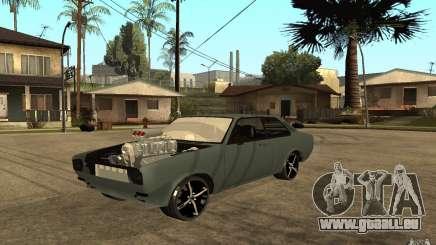 Chevrolet Cheville pour GTA San Andreas