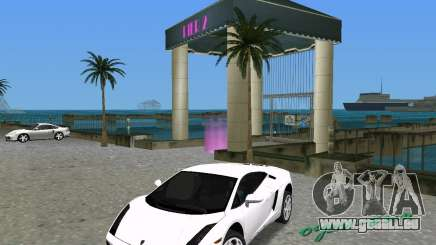Lamborghini Gallardo für GTA Vice City