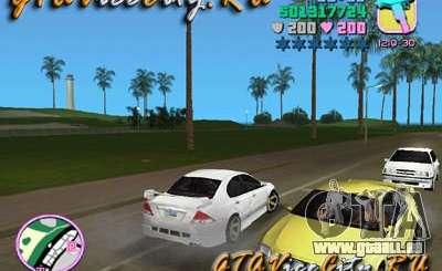 Ford TS50 v. 1.0 für GTA Vice City