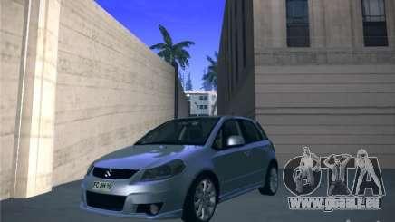 Suzuki SX4 2012 pour GTA San Andreas