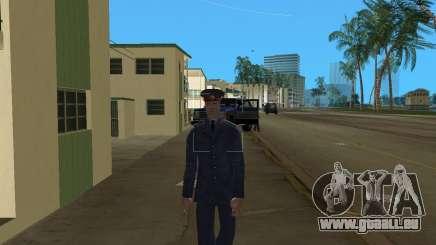 COP russe pour GTA Vice City