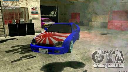 Honda Prelude pour GTA San Andreas