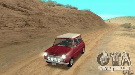 Mini Cooper S pour GTA San Andreas