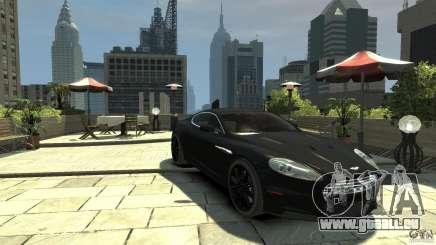Aston Martin DBS v1.1 teinté pour GTA 4