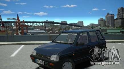 Daewoo Tico SX 1996 für GTA 4