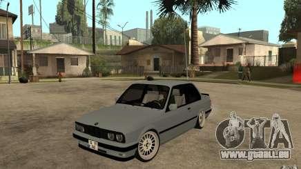 BMW E30 CebeL Tuning pour GTA San Andreas