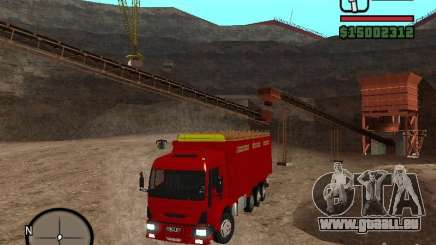 Ford Cargo 3227 pour GTA San Andreas