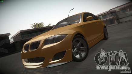 BMW 135i Coupe Road Edition für GTA San Andreas