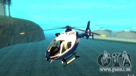 Eurocopter NYPD par SgtMartin_Riggs pour GTA San Andreas