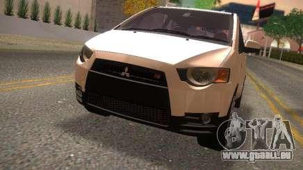 Mitsubishi Colt Rallyart pour GTA San Andreas