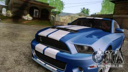 Ford Shelby GT500 2011 für GTA San Andreas