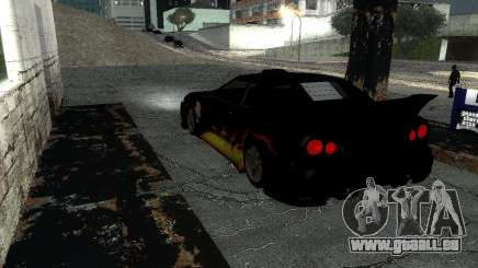 Baron de vinyle de Most Wanted pour GTA San Andreas