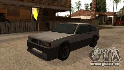 Blistac améliorée pour GTA San Andreas