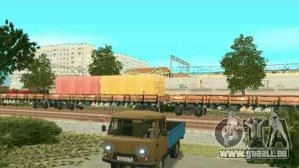UAZ 3303 für GTA San Andreas