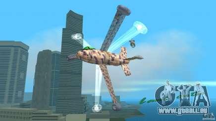 Conceptual Fighter Plane für GTA Vice City