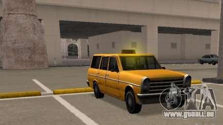 Perennial Cab pour GTA San Andreas